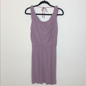Halston Heritage | Lilac Dress